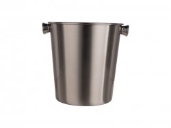Stainless Steel Ice Bucket (Silver) MOQ:1000