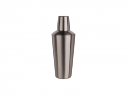 900ml Stainless Steel Cocktail Shaker (Silver)